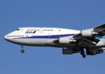 voyagerさんが、羽田空港で撮影した全日空 747-481(D)の航空フォト(写真)