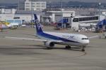 yabyanさんが、中部国際空港で撮影した全日空 767-381の航空フォト(飛行機 写真・画像)