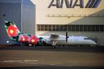WING_ACEさんが、羽田空港で撮影したエアーニッポンネットワーク DHC-8-314Q Dash 8の航空フォト(飛行機 写真・画像)