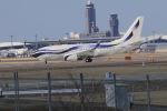 yoshi_350さんが、成田国際空港で撮影したインターナショナル・ジェットクラブ 737-7GV BBJの航空フォト(写真)