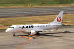 A-Chanさんが、羽田空港で撮影したジェイ・エア ERJ-170-100 (ERJ-170STD)の航空フォト(写真)