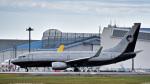 パンダさんが、成田国際空港で撮影したバミューダ企業所有 737-7BC BBJの航空フォト(写真)