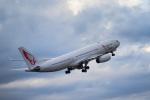 パンダさんが、成田国際空港で撮影したエア・レジャー A330-243の航空フォト(飛行機 写真・画像)