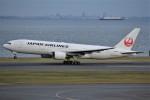 デルタおA330さんが、羽田空港で撮影した日本航空 777-289の航空フォト(写真)