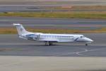 たまさんが、羽田空港で撮影した東海航空 EMB-135BJ Legacy 650の航空フォト(写真)