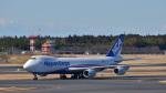 オキシドールさんが、成田国際空港で撮影した日本貨物航空 747-8KZF/SCDの航空フォト(写真)