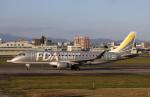 MOHICANさんが、福岡空港で撮影したフジドリームエアラインズ ERJ-170-200 (ERJ-175STD)の航空フォト(写真)