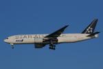 AkilaYさんが、羽田空港で撮影した全日空 777-281の航空フォト(写真)