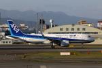 MOHICANさんが、福岡空港で撮影した全日空 A320-271Nの航空フォト(写真)