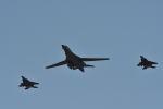 はっし~さんが、ソウル空軍基地で撮影したアメリカ空軍 B-1B Lancerの航空フォト(写真)