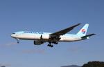 MOHICANさんが、福岡空港で撮影した大韓航空 777-2B5/ERの航空フォト(写真)