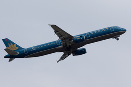 xxxxxzさんが、静岡空港で撮影したベトナム航空 A321-231の航空フォト(飛行機 写真・画像)