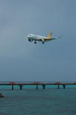 渚のカセットさんが、下地島空港で撮影したバニラエア A320-214の航空フォト(写真)