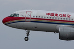 xxxxxzさんが、静岡空港で撮影した中国東方航空 A320-214の航空フォト(飛行機 写真・画像)
