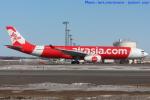 いおりさんが、新千歳空港で撮影したエアアジア・エックス A330-343Xの航空フォト(写真)