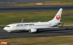 Wasawasa-isaoさんが、羽田空港で撮影した日本航空 737-846の航空フォト(写真)