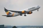 YVR777-300ERさんが、バンクーバー国際空港で撮影したコンドル 767-38E/ERの航空フォト(写真)