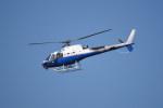 kumagorouさんが、仙台空港で撮影した東邦航空 AS350B3 Ecureuilの航空フォト(写真)