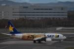 Take51さんが、新千歳空港で撮影したスカイマーク 737-86Nの航空フォト(写真)