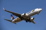 MOHICANさんが、福岡空港で撮影したスカイマーク 737-86Nの航空フォト(写真)