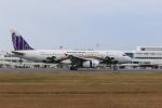 ゆういちさんが、鹿児島空港で撮影した香港エクスプレス A320-232の航空フォト(写真)