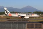 ゆういちさんが、鹿児島空港で撮影したジェットスター・ジャパン A320-232の航空フォト(写真)
