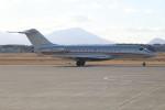 北の熊さんが、新千歳空港で撮影したビスタジェット BD-700-1A10 Global 6000の航空フォト(写真)