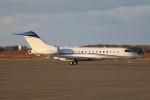 北の熊さんが、新千歳空港で撮影したBall Corporation の航空フォト(写真)