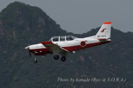 kanade/Ryo@S.O.R.A.さんが、防府北基地で撮影した航空自衛隊 T-7の航空フォト(飛行機 写真・画像)