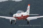 kanadeさんが、防府北基地で撮影した航空自衛隊 T-7の航空フォト(写真)