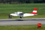 もぐ3さんが、新潟空港で撮影した新日本航空 BN-2B-20 Islanderの航空フォト(写真)