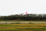 もぐ3さんが、新潟空港で撮影した旭伸航空 BN-2B-20 Islanderの航空フォト(写真)