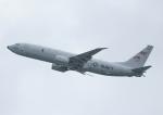 じーく。さんが、嘉手納飛行場で撮影したアメリカ海軍 P-8A (737-8FV)の航空フォト(飛行機 写真・画像)