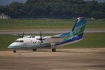 FRTさんが、長崎空港で撮影したオリエンタルエアブリッジ DHC-8-201Q Dash 8の航空フォト(飛行機 写真・画像)