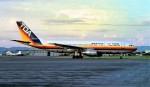 ハミングバードさんが、名古屋飛行場で撮影した東亜国内航空 A300B2K-3Cの航空フォト(写真)