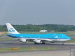 FRTさんが、成田国際空港で撮影したKLMオランダ航空 747-406Mの航空フォト(飛行機 写真・画像)