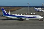 Joshuaさんが、中部国際空港で撮影した全日空 767-381/ERの航空フォト(写真)