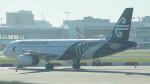FRTさんが、シドニー国際空港で撮影したニュージーランド航空 A320-232の航空フォト(飛行機 写真・画像)