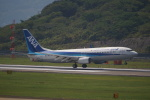 FRTさんが、長崎空港で撮影した全日空 737-881の航空フォト(飛行機 写真・画像)