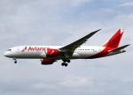voyagerさんが、ロンドン・ヒースロー空港で撮影したアビアンカ航空 787-8 Dreamlinerの航空フォト(飛行機 写真・画像)