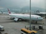 flyingmasさんが、香港国際空港で撮影した香港ドラゴン航空 A330-342Xの航空フォト(写真)