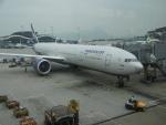 flyingmasさんが、香港国際空港で撮影したアエロフロート・ロシア航空 777-3M0/ERの航空フォト(写真)