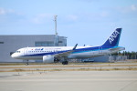 水月さんが、関西国際空港で撮影した全日空 A320-271Nの航空フォト(写真)
