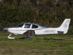Mame @ TYOさんが、ホンダエアポートで撮影した日本個人所有 SR22 G3-GTSXの航空フォト(写真)