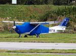 Mame @ TYOさんが、ホンダエアポートで撮影した協同測量社 T206H Turbo Stationair TCの航空フォト(写真)