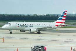 Tomo-Papaさんが、ワシントン・ダレス国際空港で撮影したリパブリック・エアラインズ ERJ-170-200 LR (ERJ-175LR)の航空フォト(写真)