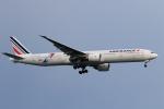 ★azusa★さんが、シンガポール・チャンギ国際空港で撮影したエールフランス航空 777-328/ERの航空フォト(写真)
