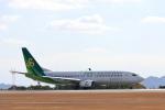 いんふぃさんが、広島空港で撮影した春秋航空日本 737-86Nの航空フォト(写真)