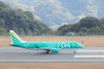 いんふぃさんが、広島空港で撮影したフジドリームエアラインズ ERJ-170-200 (ERJ-175STD)の航空フォト(写真)