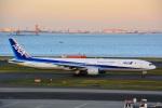 HISAHIさんが、羽田空港で撮影した全日空 777-381の航空フォト(写真)